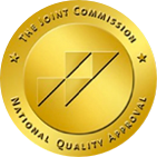 The Join Commission National Quality Approval [logo]